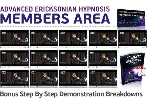 Advanced Ericksonian Hypnosis